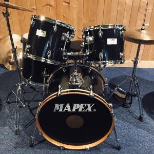 "Occasion Mapex Venus Rock 22"" 5 Fûts + Cymbales"