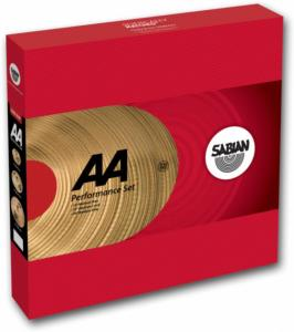 "Sabian AA Performance 14""-16""-20"""