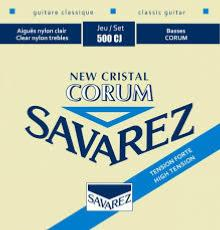 Savarez 500CJ (Tirant : Fort) Corum New Crystal