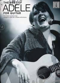 ADELE BEST OF FOR GUITAR TAB