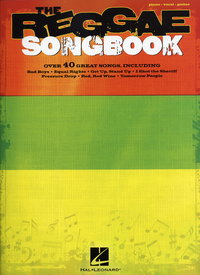 THE REGGAE SONGBOOK PLUS DE 40 TITRES PVG