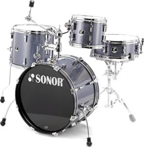 Sonor Players SSE13 Black Galaxy 4 Fûts