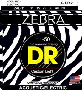 DR Zebra (11-50) Acoustic-Electric