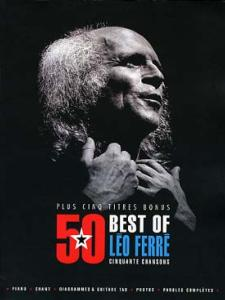 Léo FERRE- Best of.... 50 chansons PVG