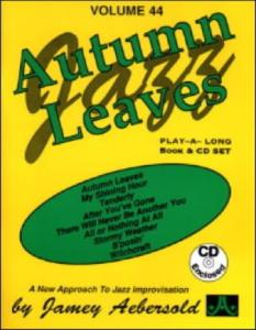Divers Auteurs / Aebersold Jamey - Volume 44 - Autumn Leaves