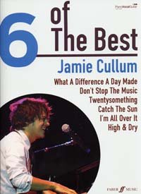 "Collection ""6 of the Best"" Jamie CULLUM PVG"