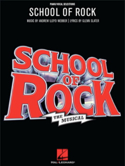 Andrew Lloyd Webber - School of Rock - The Musical