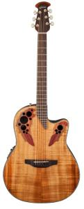 Ovation CE44PF-Koa (Celebrity Deluxe)