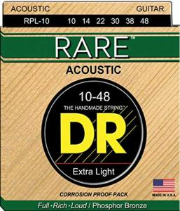 DR Rare (10-48) Extra-Light