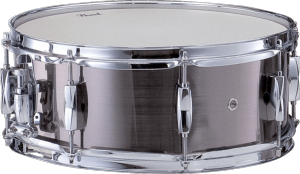 "Pearl Export (Caisse-Claire 14x5.5"" Smokey Chrome)"