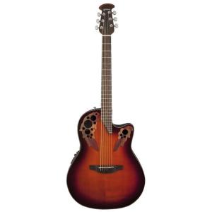 Ovation Celebrity CE44-1 (Celibrity Elite Sunburst)