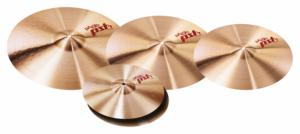 "Paiste PST7 Universal Set + 16"" Crash"