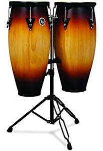 "Latin Percussion LPA646-VSB (Congas 10"" et 11"")"