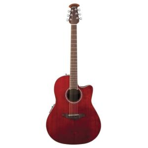 Ovation Celebrity CS24-RR (Celibrity Standard Ruby Red)